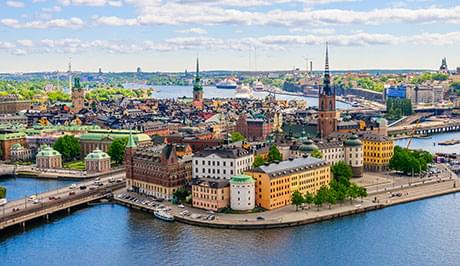 Transfer Money From Sweden To United States