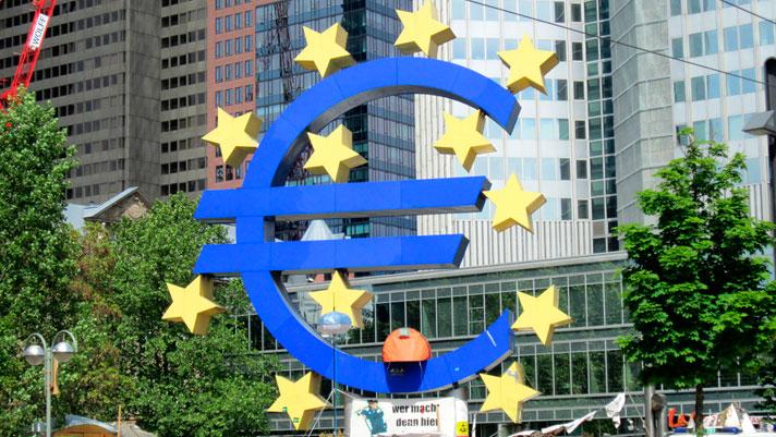 The Telegraph -Living dangerously - Euro zone