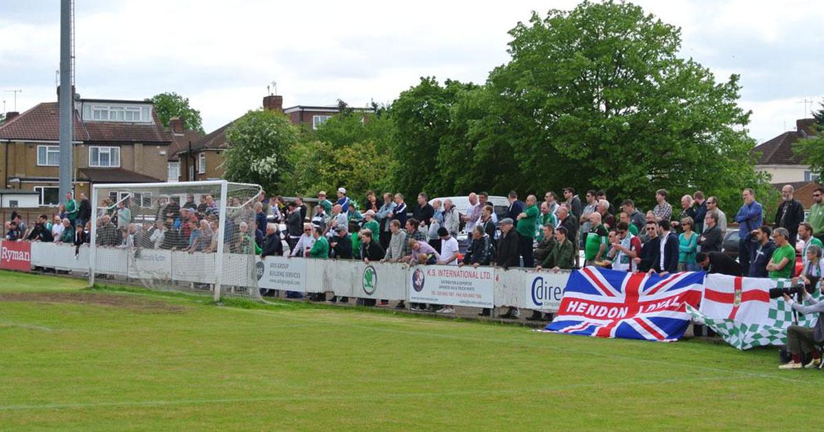 Hendon FC 2014 / 2015 Campaign
