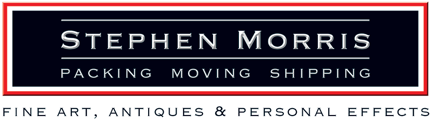 Stephen Morris packing moving shipping, Fine art, Antiques and Personal effects