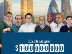 CurrencyTransfer.com Hits $100 Million Exchanged