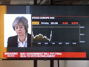 Theresa May Brexit Speech – British Pound Surges