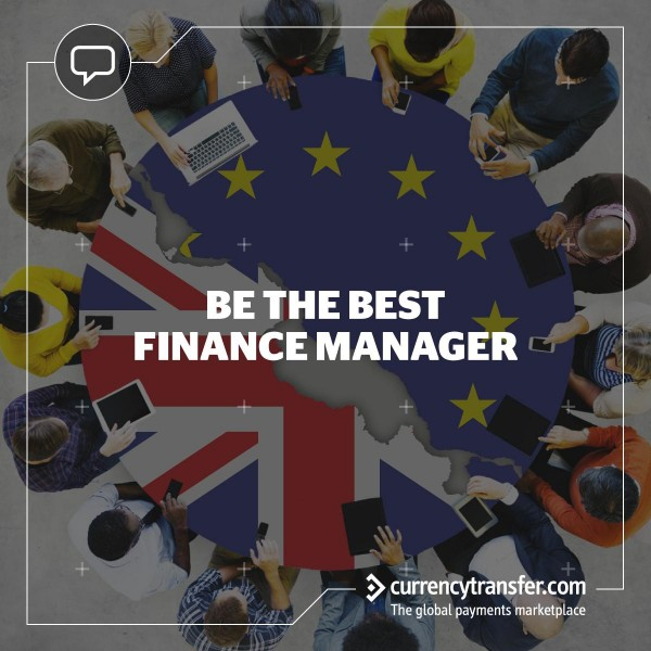 Be the BEst finance manager