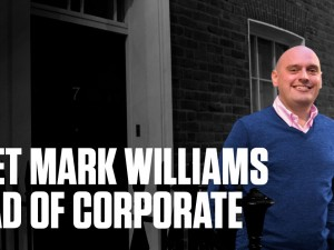 A Fireside Chat With Mark Williams, Head of Corporate