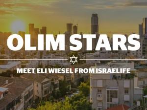 Meet the Olim Stars – IsraelLife with Eli Wiesel
