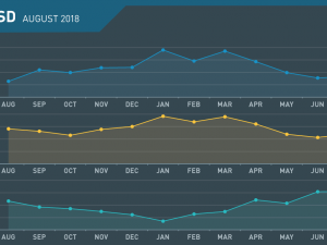 USD Monthly Review August 2018