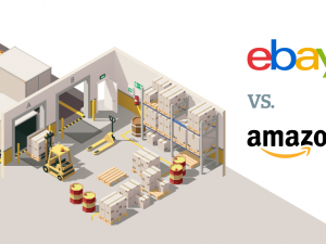 eBay v Amazon Seller Fees: A comparison