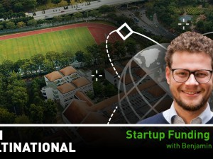 Episode Three: Benjamin Penkert Founder of SportsTechX