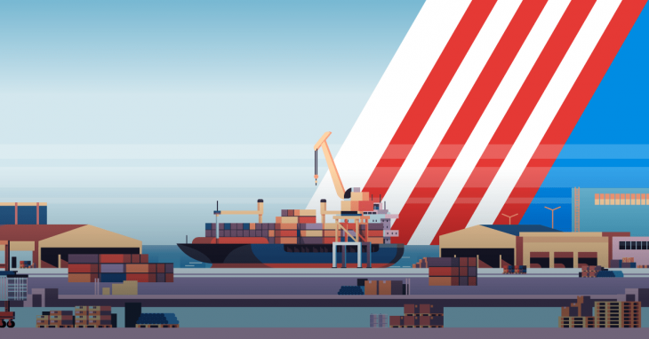 What are the import and export procedures intheUSA?