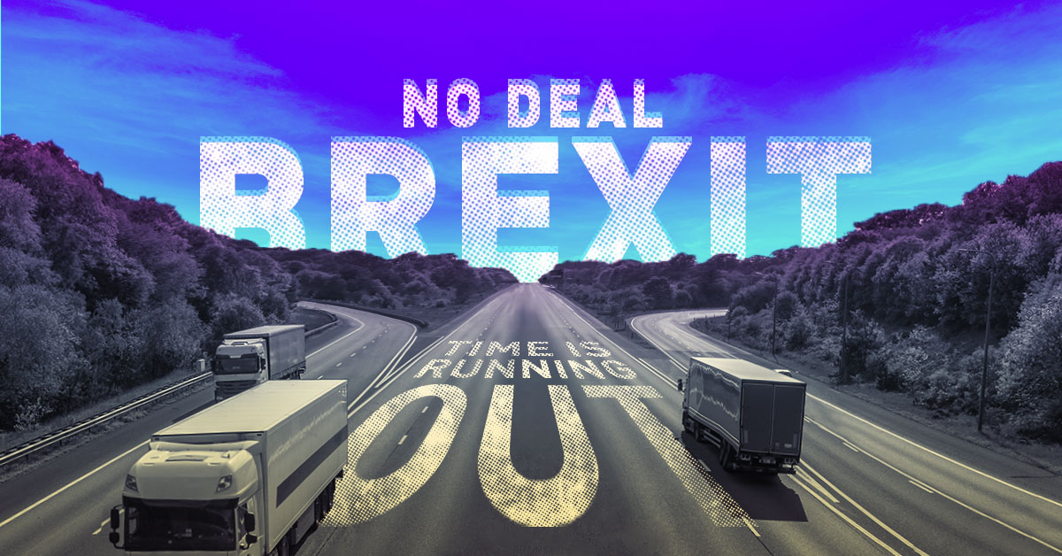 No deal brexit Looking more likely